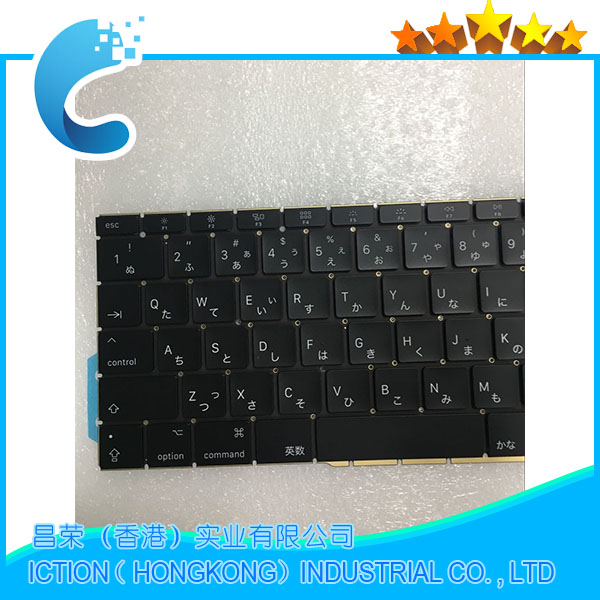 купить Original New A1708 Keyboard JP Janpan Japanese for Apple Macbook 13.3