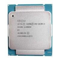 E5 2630V3 оригинальный Intel Xeon E5 2630 V3 2,40 GHZ 8-ядерный 20 м Кэш DDR4 1866 МГц FSB FCLGA2011-3 85 Вт