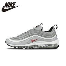 Nike воздуха Макс 97 ОГ Оригинальные мужские и женские кроссовки дышащий стабильность поддерживаем спортивные кроссовки для мужская и женская обувь