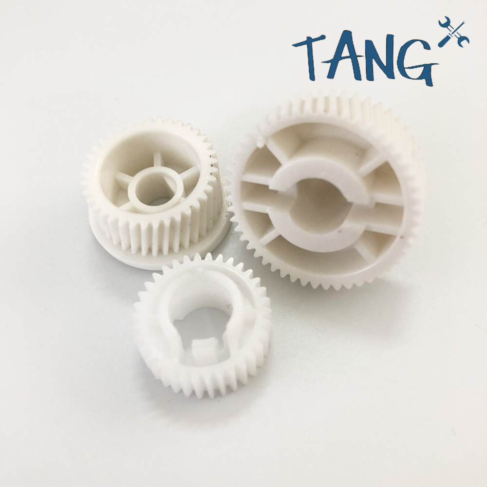 5set 37T Cam Gear in Transfer Belt Unit AB01-4176, 49T Transfer Unit Joint Gear B065-3872 for <font><b>Ricoh</b></font> <font><b>Aficio</b></font> <font><b>1075</b></font> 2075 2060 1060 image