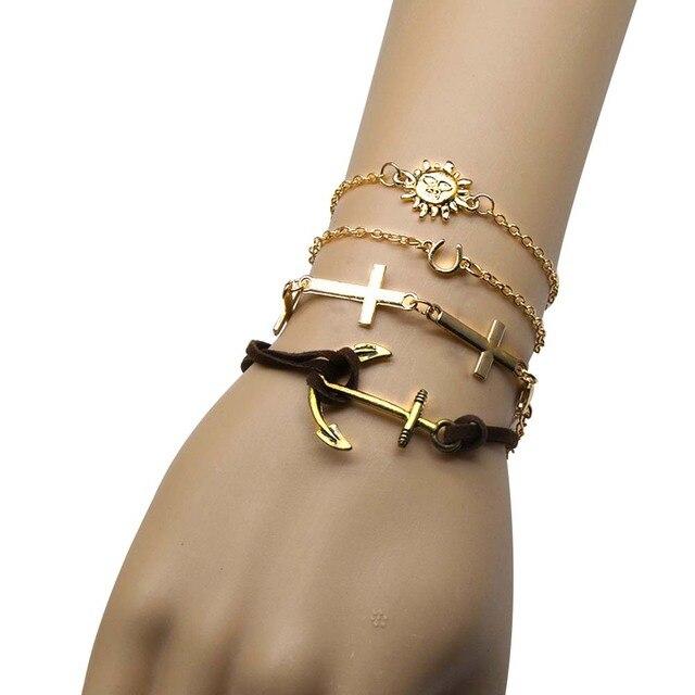 Damen armband kette