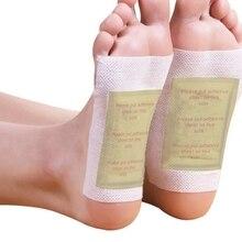 200pcs/lot Herbal Detox Foot pads Detox Foot Patch body heal