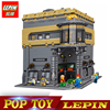 New Lepin 15015 5003pcs City Building Series The Dinosaur Museum Model Building Kits Bricks Blocks Compatible