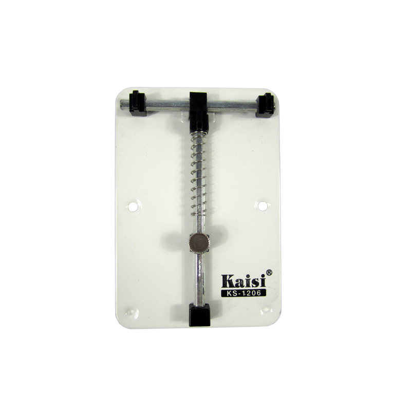 PCB Holder Jig Kaisi KS-1206 fixture Universal for Cell Phone Circuit Board Repair universal nylon cell phone holster blue black size l