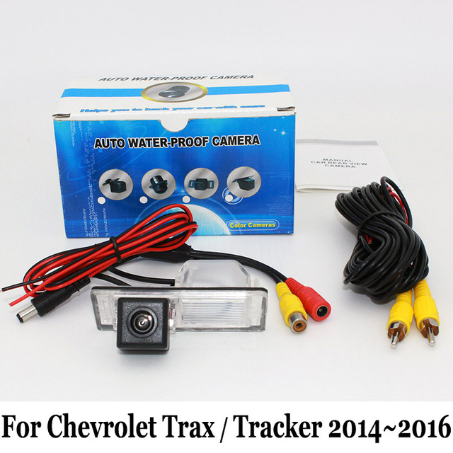 Car Rear View Cameras For Chevrolet Trax Tracker 2014 2016 RCA Wire Or Wireless HD Wide_640x640 car rear view cameras for chevrolet trax tracker 2014~2016 rca