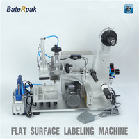 LT 60 Small High Quality Semi Automatic Labeling Machine Drugs Bottle Labeling Machine Medicine Bottle Labeling