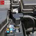 KUST негорючих Автомобиля Батареи Крышка Для Tucson 2015 Случае Батарея Питания Чехол Для Hyundai Tucson Для 2016 аксессуары