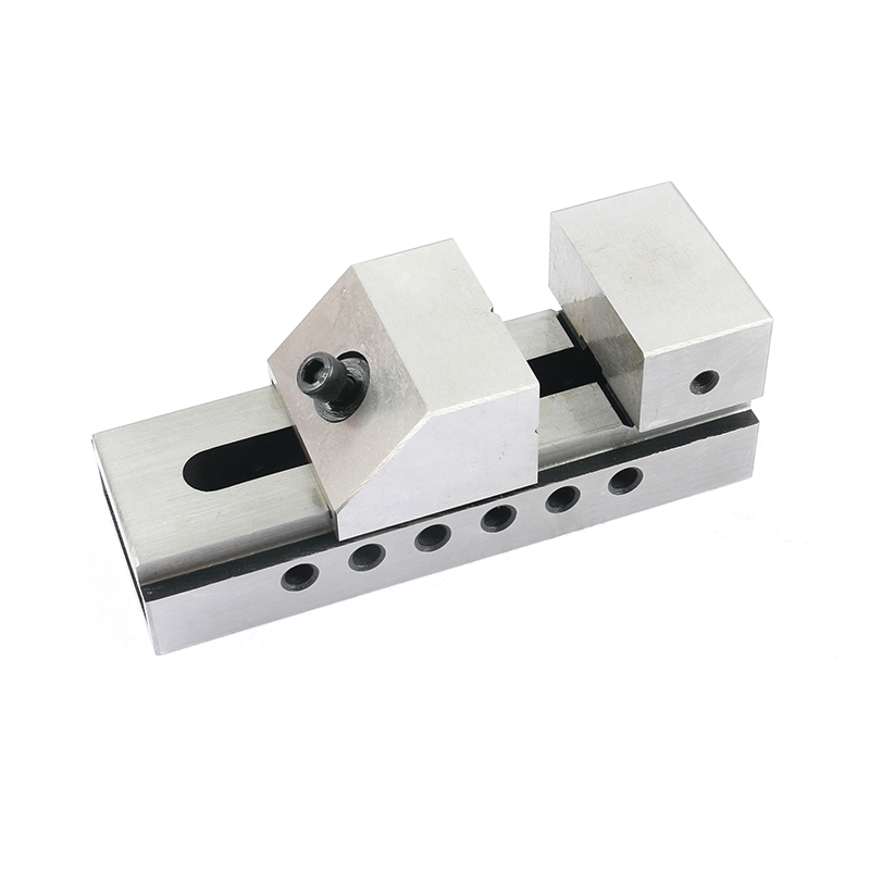 2 Vise High Precision HRC48 52 CNC Machine Vise For Surface Grinding Milling EDM Machine
