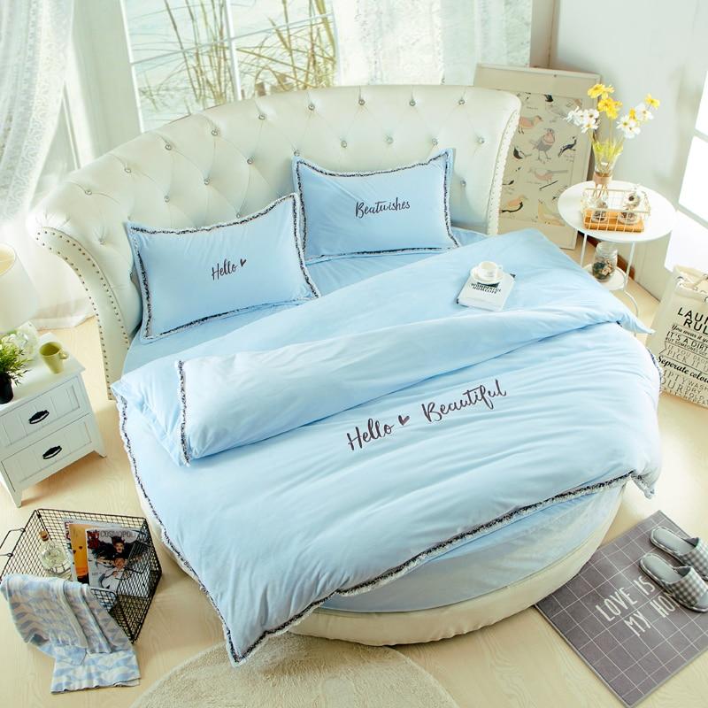 круглые кровати king size