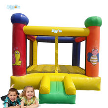 Inflatable Biggors Waterproof Inflatable Trampoline Jumping Bouncer For Children