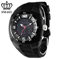 SMAEL New Men Analog Digital Fashion Military Wristwatches Waterproof Sports Watches Quartz Alarm Watch Dive relojes WS1008