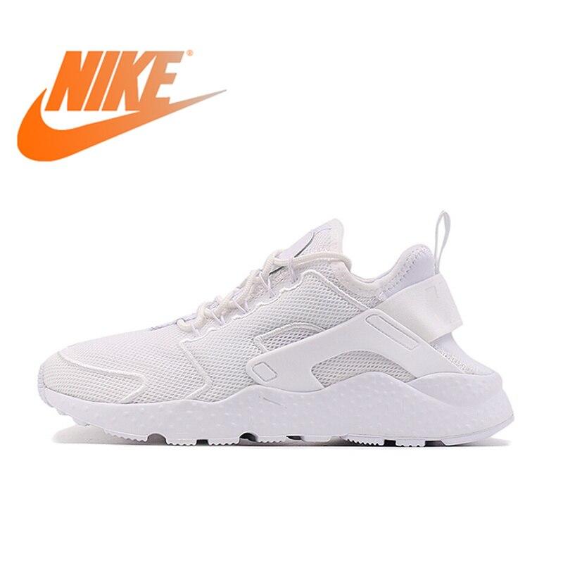 Chaussures de course pour femmes NIKE AIR HUARACHE course officielle sport baskets de plein AIR chaussures de Tennis respirant Onemix Classic