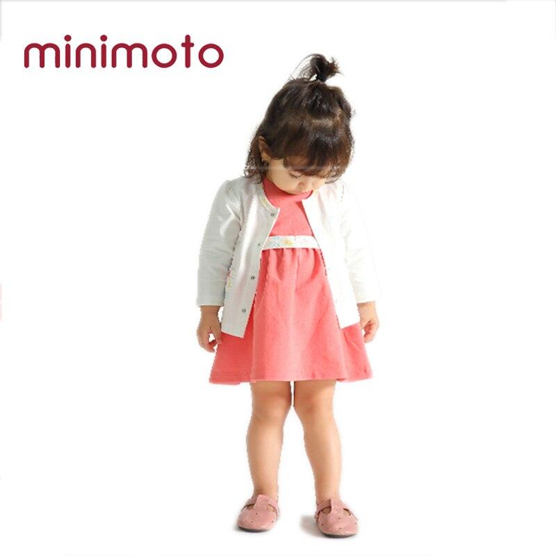 Infantile nouveau-né petite fille robe hiver sans manches princesse coton enfant en bas âge dessin animé robes d'anniversaire enfants vêtements automne