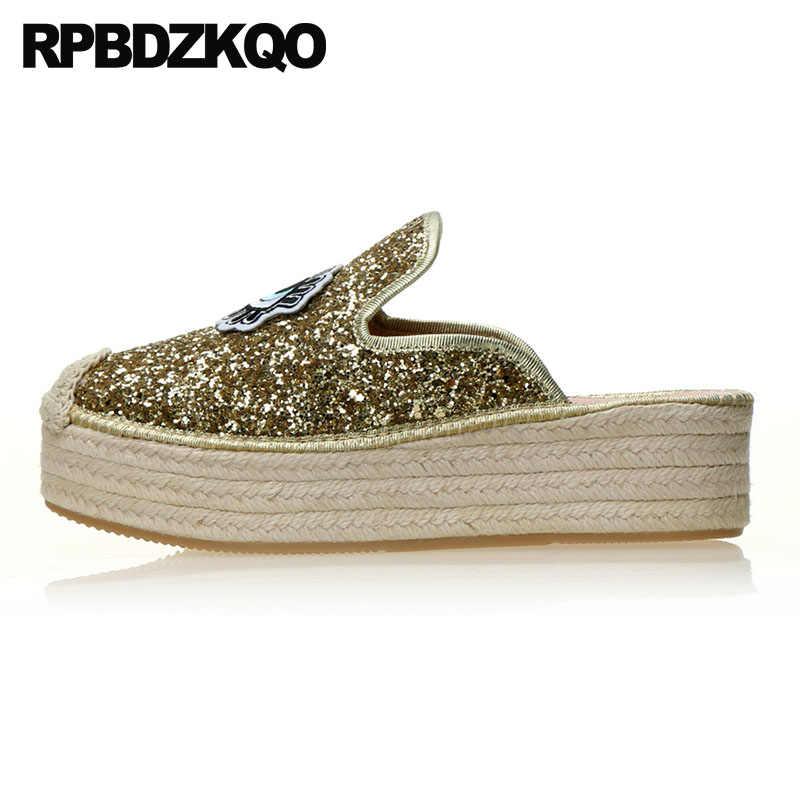 sandals hemp gray women eyelash