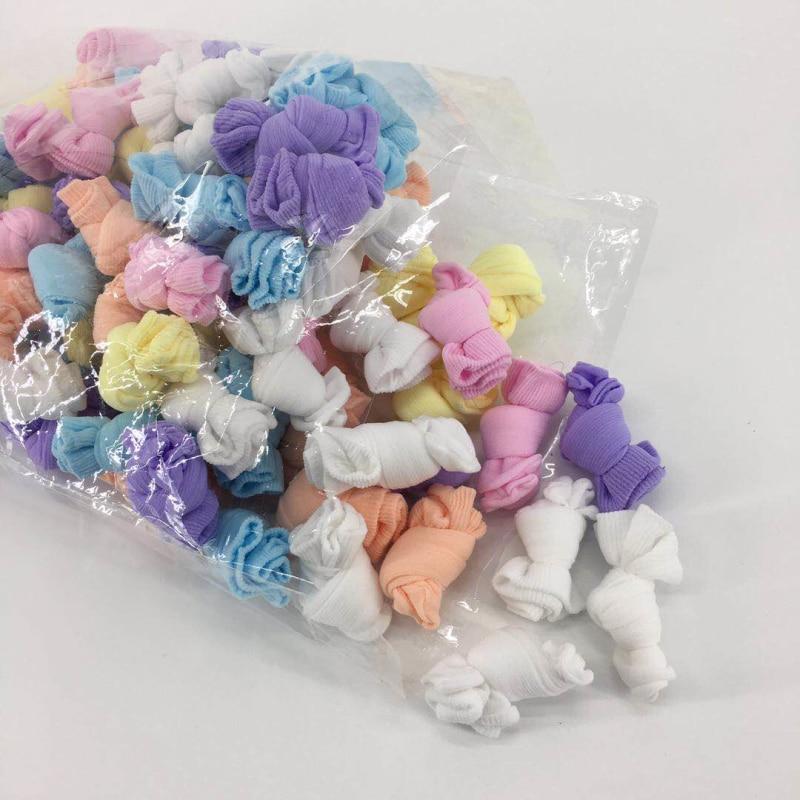 Summer Baby Socks Cute Candy Color Newborn Socks Mesh Thin Breathable Polyester Infant Socks Unisex Toddler Bebe Sokken