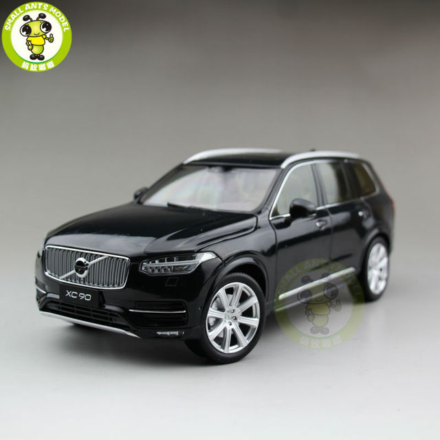 1/18 Volvo XC90 2015 SUV Diecast Model Car SUV Black