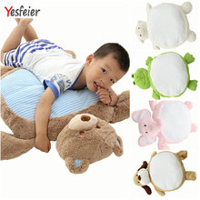 80*60*12cm  Cute Animals sitting chair Infant seat learn sit play baby  toys bear/dog/rabbit pillow baby plush Cushion kids gift