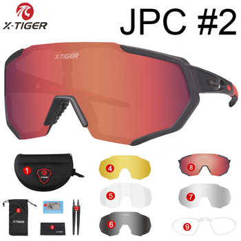 X-TIGER Cycling Eyewear X-YJ-JPC02-5
