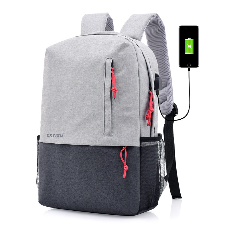 USB Charging backpack for Mens Canvas Waterproof Backpacks Patchwork Multifunctional Laptop bags Daily Travel Mochila XA60WCUSB Charging backpack for Mens Canvas Waterproof Backpacks Patchwork Multifunctional Laptop bags Daily Travel Mochila XA60WC
