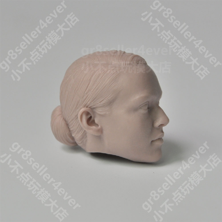 1 6 Scale The WWII Agent TRACY Female Head Sculpt Unpainted for 12 39 39 Bodies in Action amp Toy Figures from Toys amp Hobbies