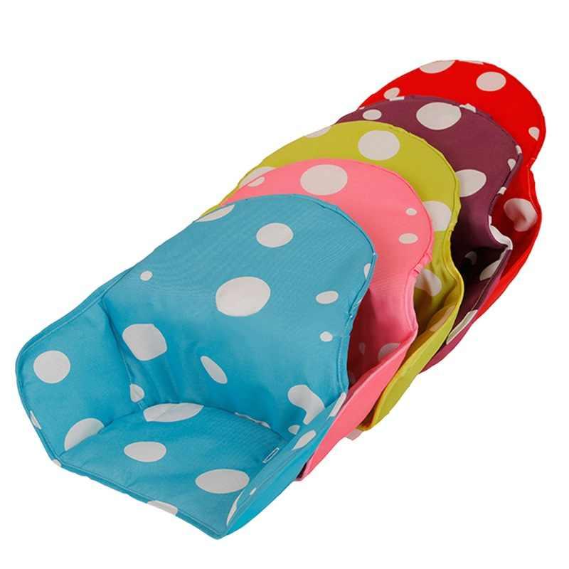 Детская подушка для стульев, Высококачественная мягкая детская подушка для коляски, универсальная хлопковая подушка для коляски, подушка для сиденья, коврики