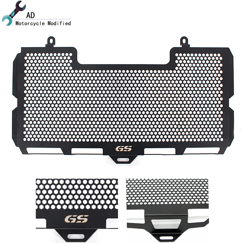 Motorcycle Black Engine Radiator Grill Guard For BMW F650GS F700GS F800R F800S
