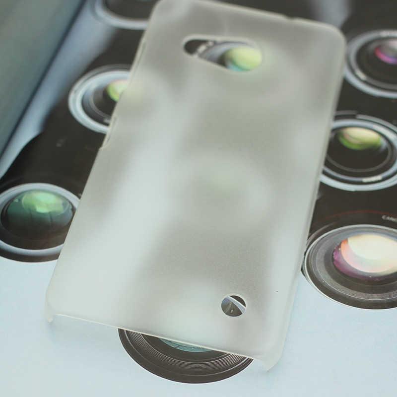 Для microsoft Nokia Lumia 550 4,7 дюймов жесткий пластиковый чехол высокого качества чехол для мобильного цветной краски защитная сумка