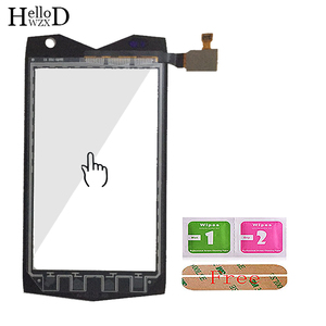 Image 4 - 4.0 téléphone portable tactile verre pour Mann ZUG3 ZU G3 ZUG 3 A18 ip68 écran tactile verre numériseur panneau outils capteur adhésif gratuit
