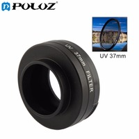 For GoPro Accessories 37mm CPL Filter Circular Polarizer Lens Filter W Cap For GoPro Hero 3