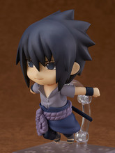 10cm Sasuke Uchiha collectible PVC figure
