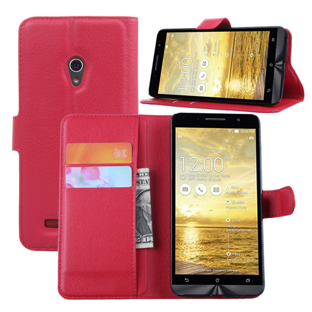 PC PU Leather Phone Cases For Asus Zenfone5 ZenFone 5 ASUS_T00J Case (A501CG) A500CG A500KL 5.0 inch Case Housing Covers