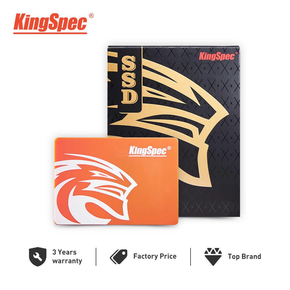 Kingspec SATA3 240 ГБ SSD Hdd 2,5 дюймов SATA III 256 ГБ твердотельный накопитель, совместимый с SATA 2 SSD для настольного ноутбука