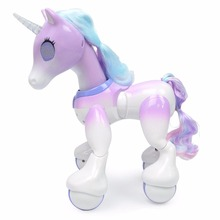 Interactive Remote Controlled Robot Unicorn for Girls