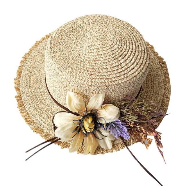Summer Ladies Casual Wide...