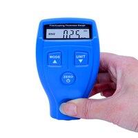 Top Selling GM200 Paint Film Meter Tester Portable Mini Digital Thickness Gauge Measure Meter Car Painting Coating Tester