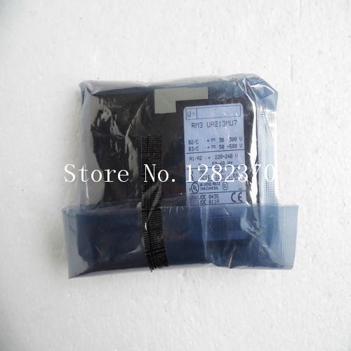 [SA] New original special sales Telemecanique safety relay RM3UA213MU7 spot new original telemecanique safety relay xpsaf5130 1 year warranty xpa af xpsaf5130 in box