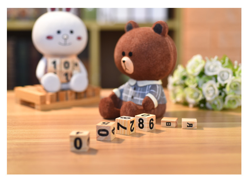Bear Rabbit Money Box (15)