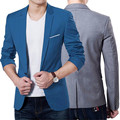 Men Suit Jacket Casaco Terno Masculino Blazer Cardigan Jaqueta Wedding Suits Jackets