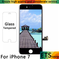 ETS 5PCS High Screen For IPhone 7 LCD Pantalla Grade AAA Ecran LCD Screen With Good