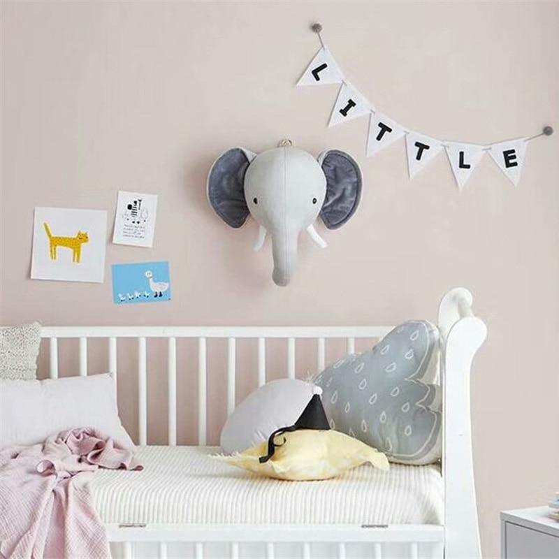 elephant head wall