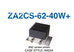 [BELLA] Mini-Circuits ZA2CS-62-40W+ 100-600MHZ Two N Power Divider