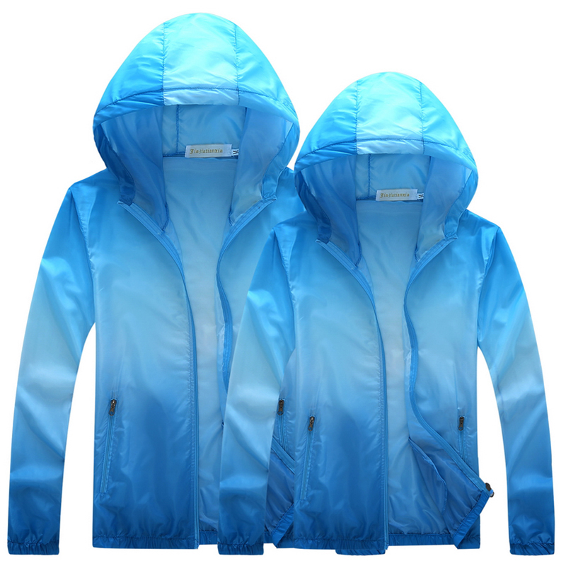 2018 Spring Women Jackets Coats Windbreaker Female Sun Protection Ultra Light Thin Summer Clothing Basic Jackets For Women