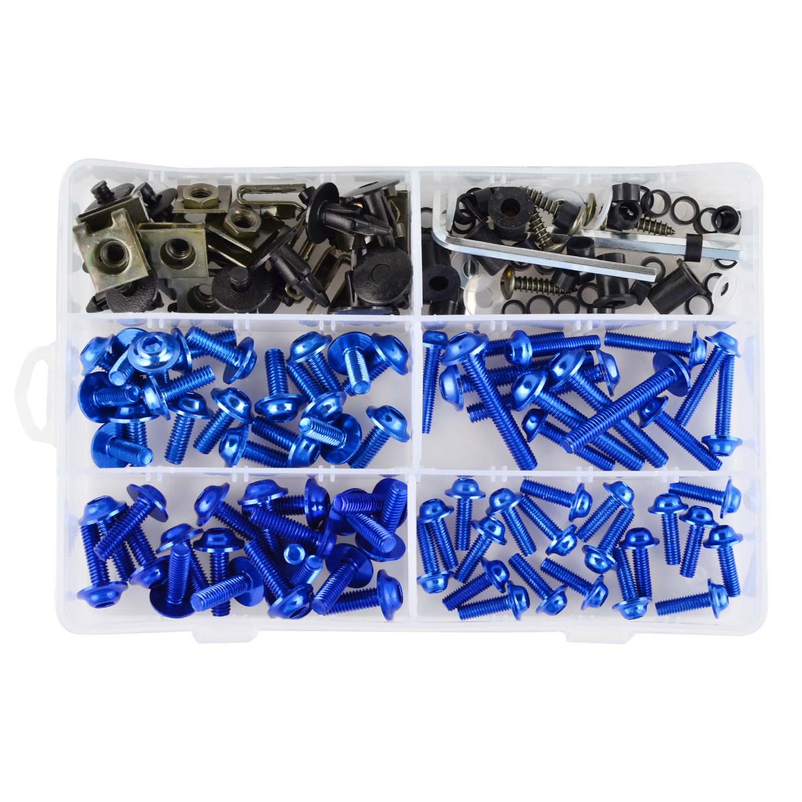 Vollständige Verkleidung Schrauben Für Yamaha FZ1 FZ6 FJR1300 FZR600 FZR400 R1 R3 R6 XSR900 Vmax 1200 1700 YZF600R YZF750R XTZ1200