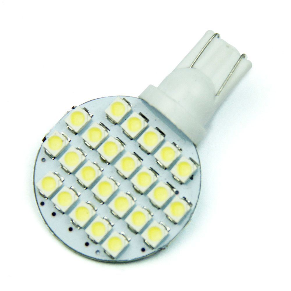 AUTO 20x Car Vehicle 4.8w T10 921 6000k Festoon Dome CANBUS Error Free Car <font><b>Light</b></font> Interior LED Dome <font><b>Light</b></font> Bulb car styling Au 31