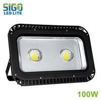 GPLF series LED flood light 100W industrial lamp for sport hall basketball field