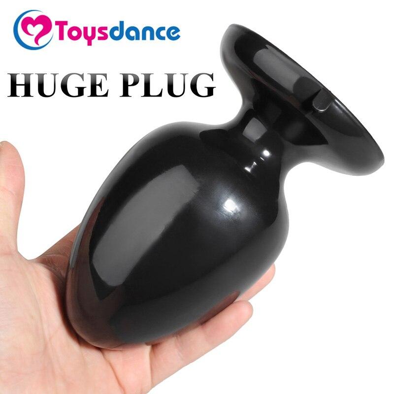 Gros jouets sexuels anaux adultes grande taille bouchons de fesses Massage de la Prostate pour hommes stimulateur d'expansion de l'anus féminin grosses perles anales