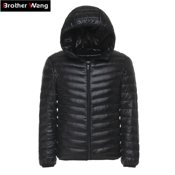 best light down jacket mens long down jacket cheap parka coats mens best men's winter jacket brands lightweight warm jacket Down Jackets
