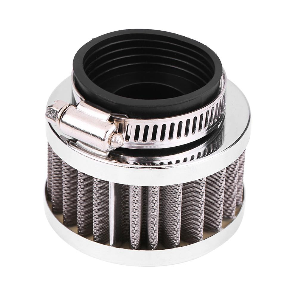 38mm Air Filter Intake Filtration Fits for 90cc-<font><b>125cc</b></font> ATV Go kart <font><b>Pit</b></font> Dirt <font><b>Bike</b></font> Motorcycle Quad image