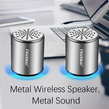 Fineblue Портативный мини металлические наушники-вкладыши TWS Bluetooth Динамик Беспроводной Stereo глубокий бас Динамик s сабвуфер громкий Динамик MP3 плеер