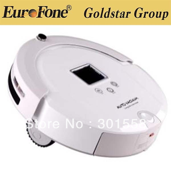 ( West Europe Counties free shipping) 4 In 1 Multifunctional Robot Wet and Dry Vacuum Cleaner